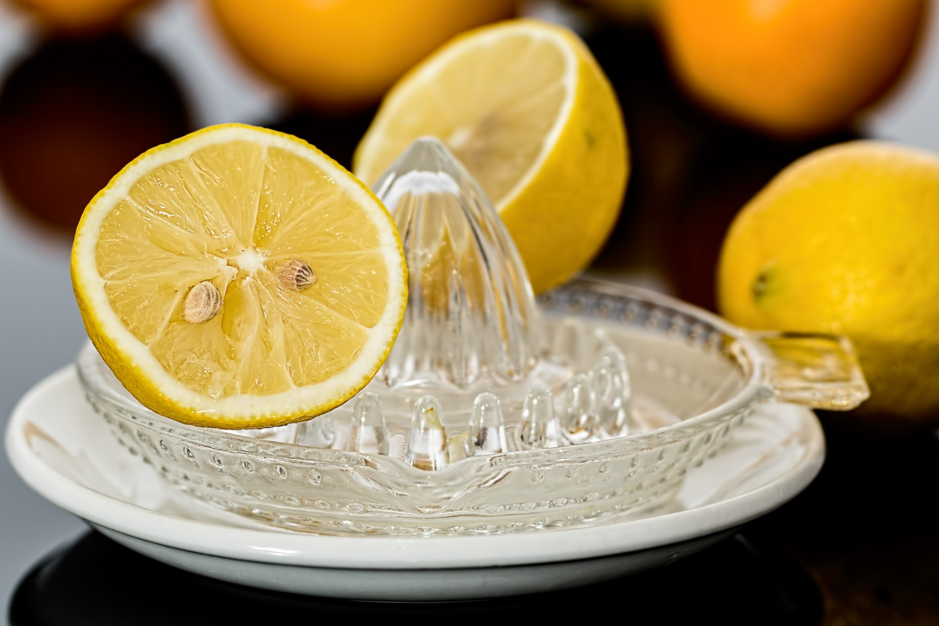 właściwości soku z cytryny
